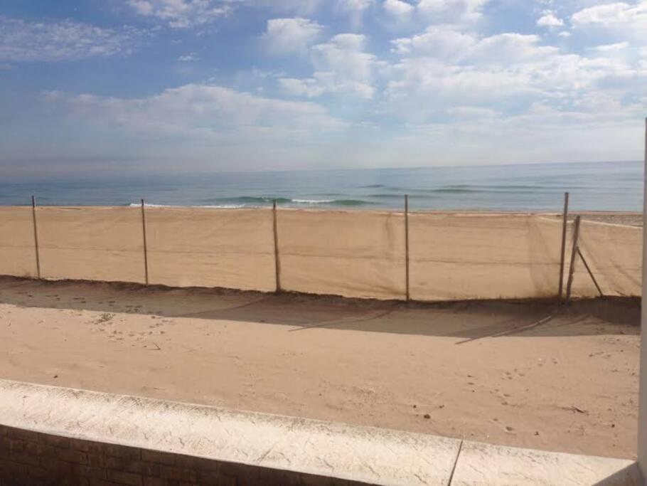 primera linea playa