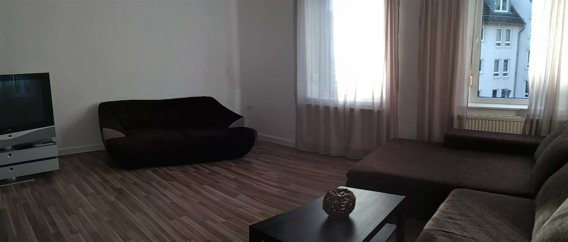 100 m2 - 3 room apartment