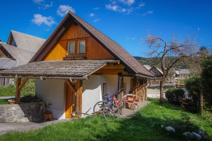 Chalet Hike&Bike by the riverBohinj - Bohinj - Chalet