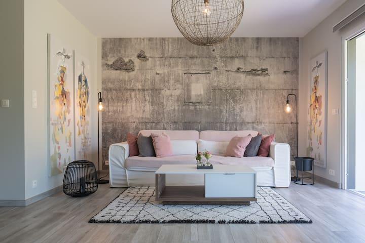 Casa-Liesy Apart Home Office + Urlaub daheim