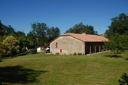Ferme du dix huitième siècle - Sainte-Gemme-Martaillac - Rumah