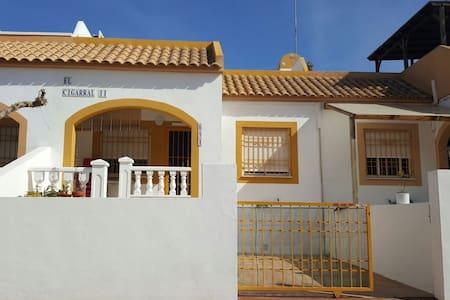 Quiet house with solarium & pool - Torrevieja - Talo