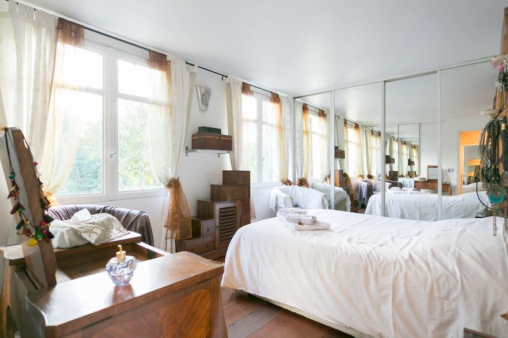 Chambre en bord de marne maison d 39 h tes louer - Chambre des notaires d ile de france ...