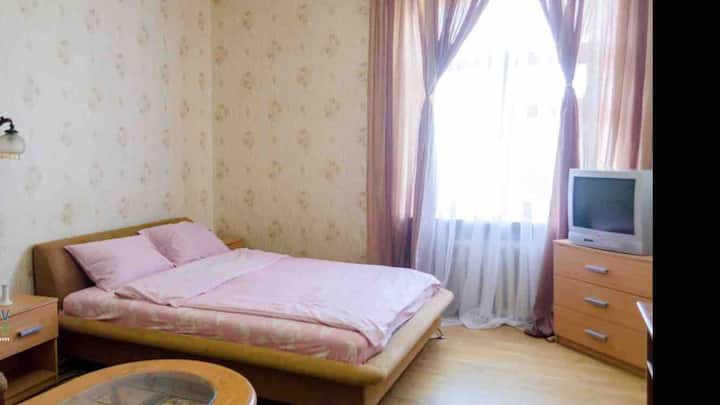 Econom 1 bedrooms flat in city center Yaroslava7