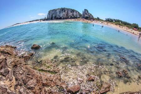 Casa grande - próxima da Praia da Guarita