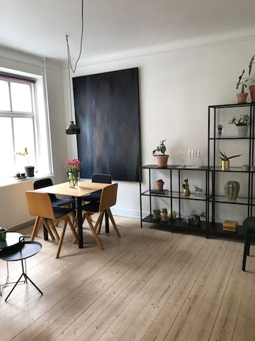 Small apartment in Horsens for 2
