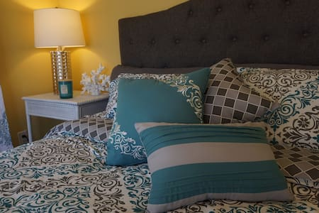 ★ Cozy bedroom near 30A beaches and the bay ★ - Santa Rosa Beach - House
