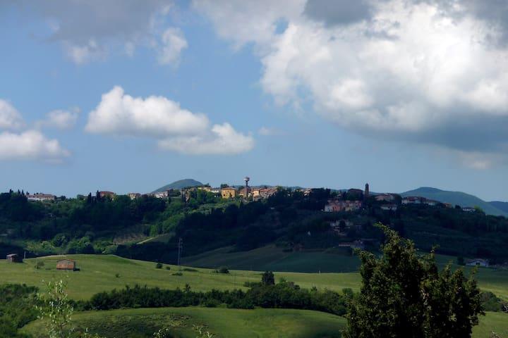 Paradiso verde tra Volterra e Pisa - Peccioli - Apartment