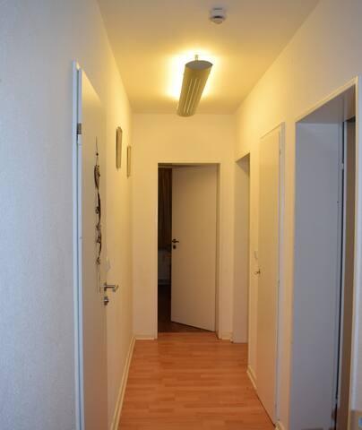 Private-room for 1-2 person in central location