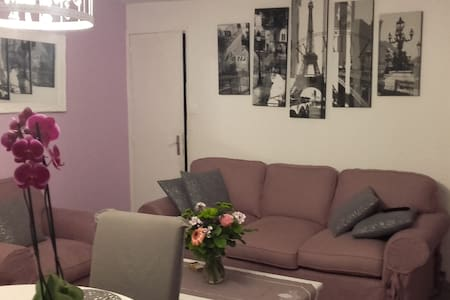 Appartement cosy - Tremblay-en-France