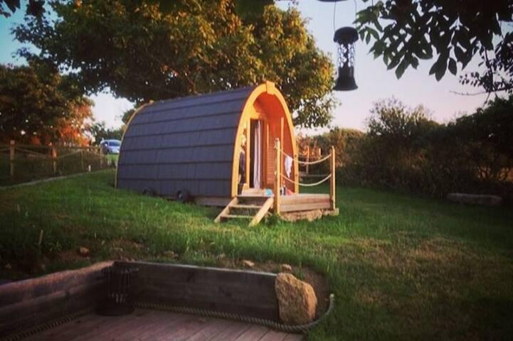 Kernow camping pods  Bosgarrow