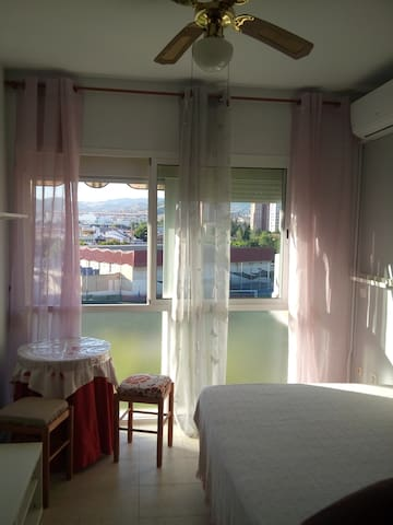 Ideal studio to enjoy holidays/ business in Málaga