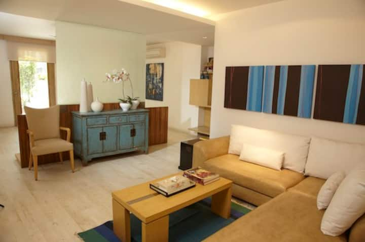 Serviced Apartment - Studio Type