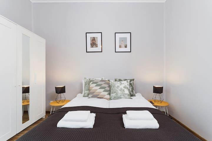 Charming Apartment / Rzeszowska