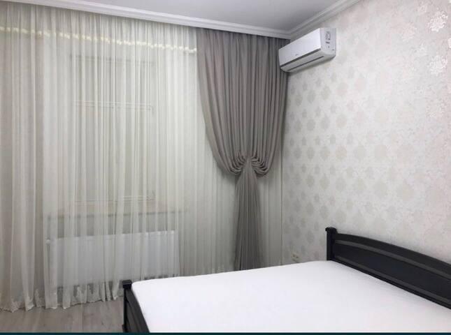 Спальня с 2- х спальной кроватью