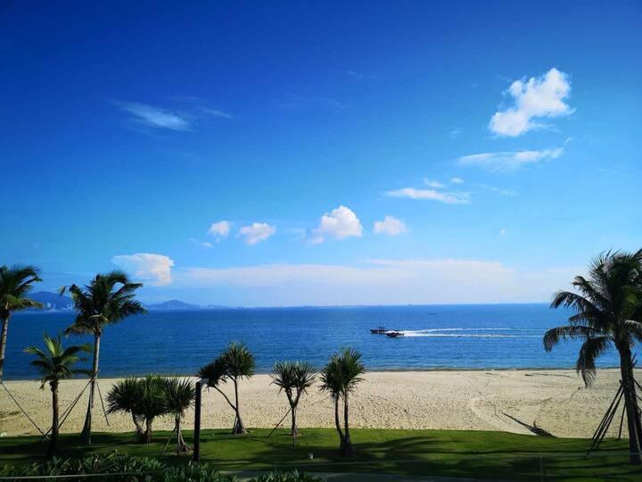 华润·小经湾一线海景洋房|临近海边|四房五床|度假胜地