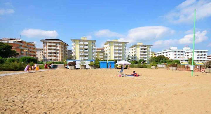 apartment for 3+2 persons in Bibione R81291