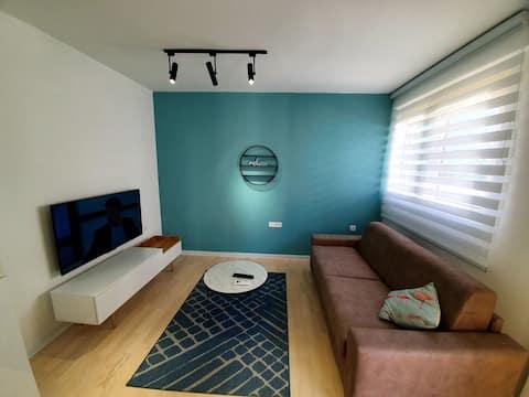 Aleksandar First Sea Line Apartment