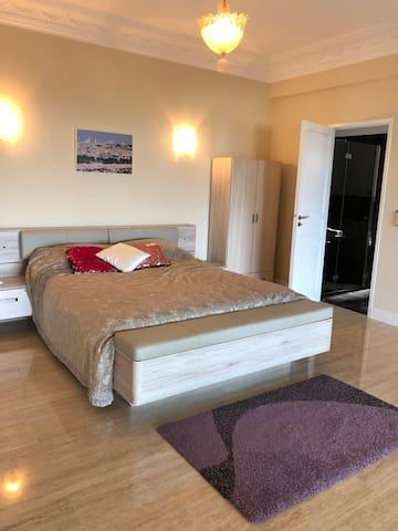 Bedroom 1 (Main level)