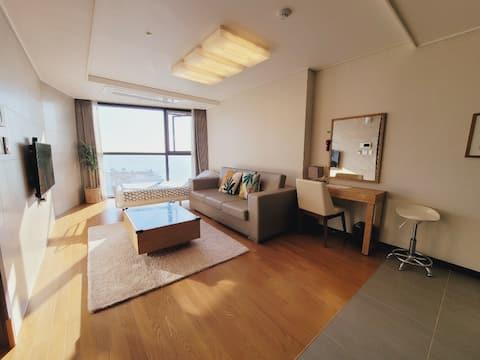 《Ocean View&Suite House》전면바다뷰#해변1분#특급존/핫플유명관광지 10분
