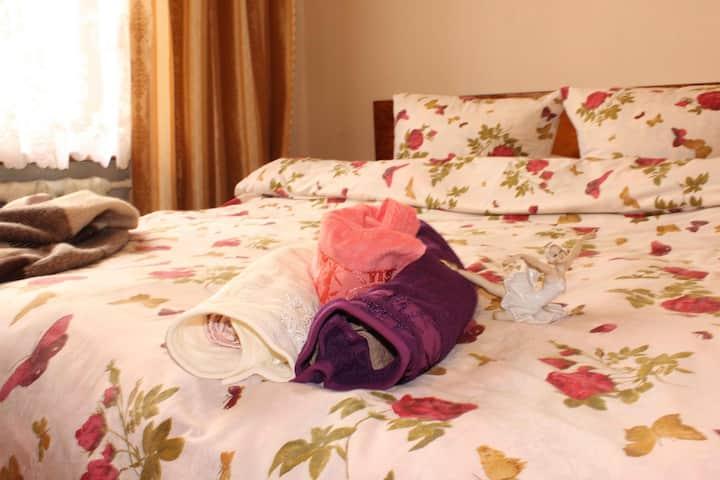 Прекрасные апартаменты с тремя спальнями Wi-fi!!!