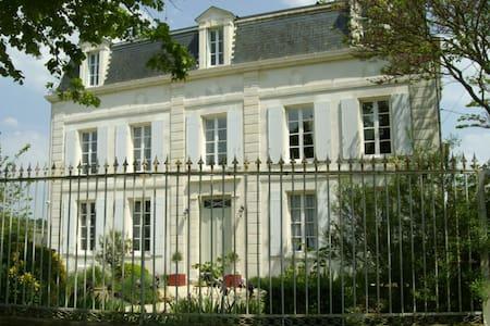 Domaine de Berthegille (proche de Royan et Oléron) - Sablonceaux