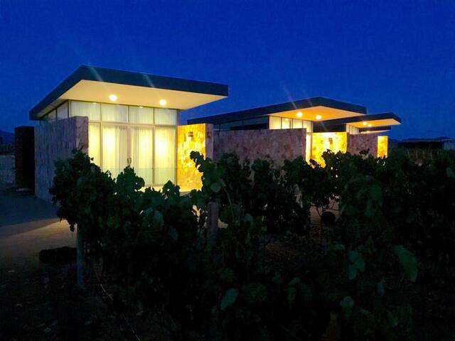 Casa Urbina Wine Resort 3 - Valle de Guadalupe - Bed & Breakfast