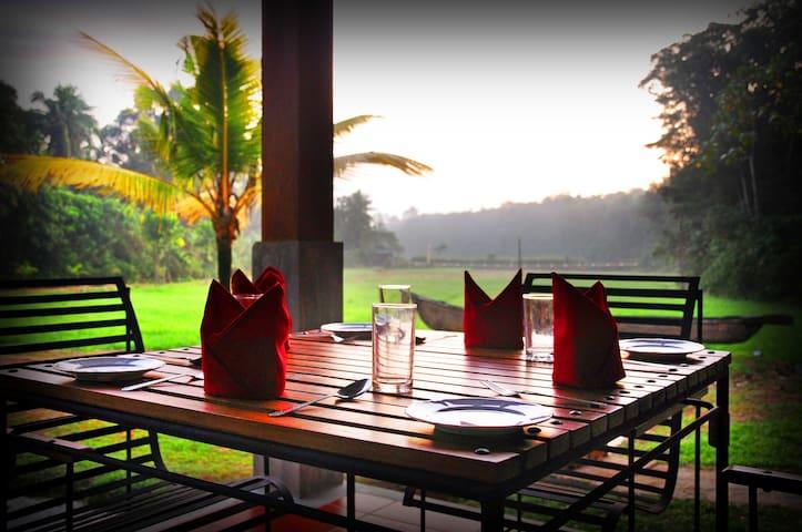 Wasala Nature Resort - Pugoda - Bed & Breakfast