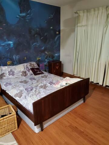 Single room shared bath #1