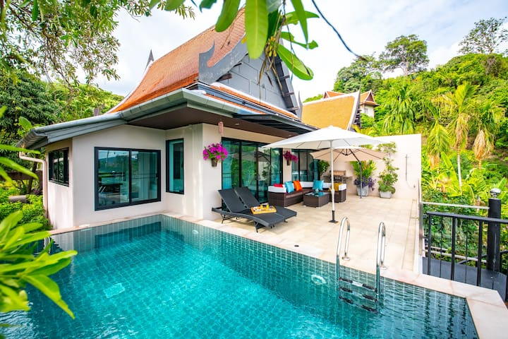 Baan Rattiya Private Luxury Pool Villa