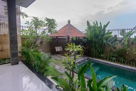 Bali Villa - Pool Garden Balcony - North Kuta - Villa