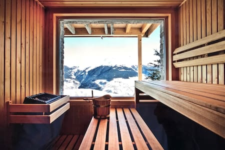 Mountain Retreat. Hike, Bike, Ski. Best Sauna Ever