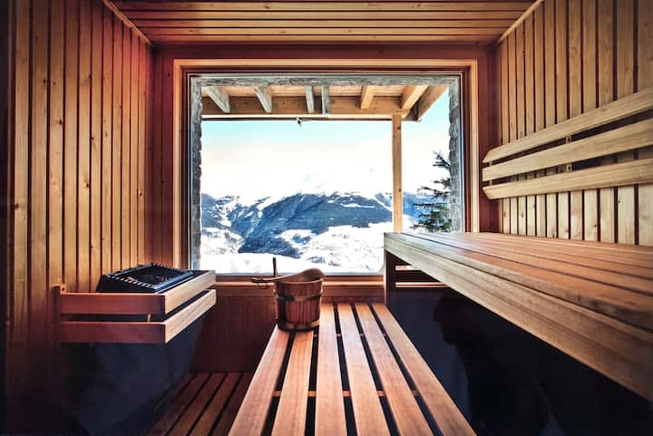 Mountain Retreat. Ski, Hike, Bike. Best Sauna Ever