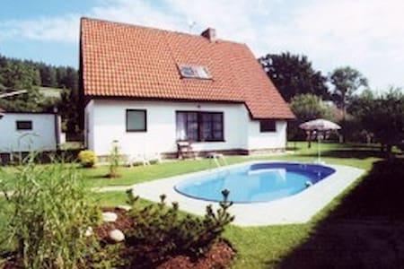 Cozy rustic cottage in South Bohemia - Drachkov - Casa
