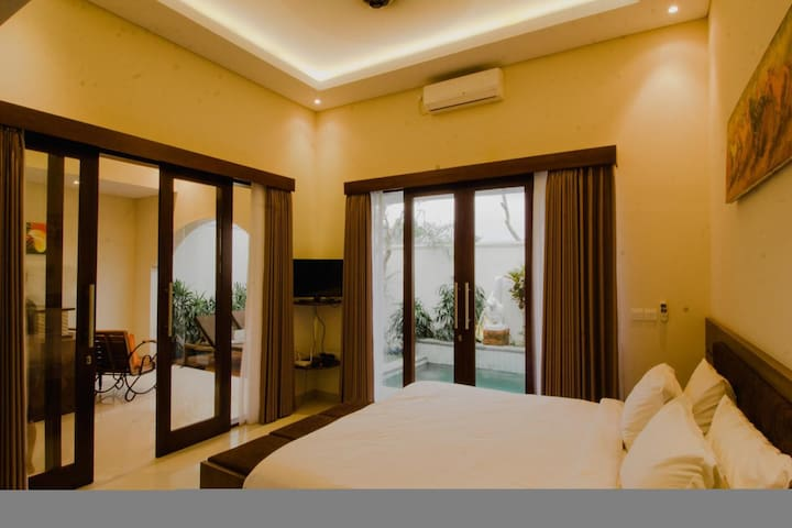 ISTHA PURI PRIVAT POOL VILLA