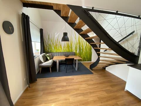 Maisonette Wohnung inkl. Wellness -Garten