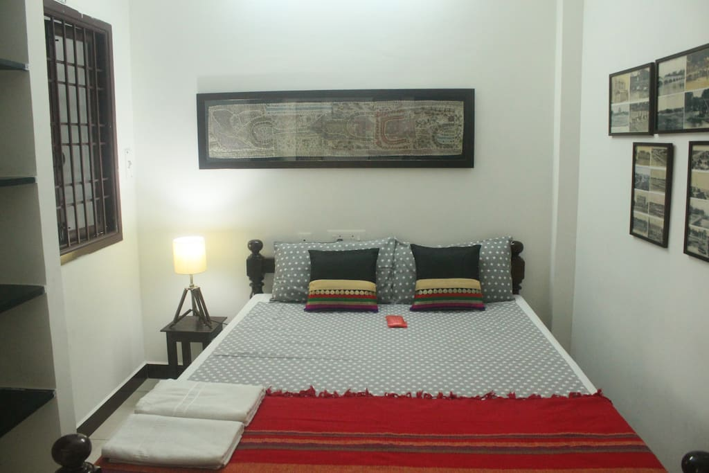 Chambre de Pondichéry