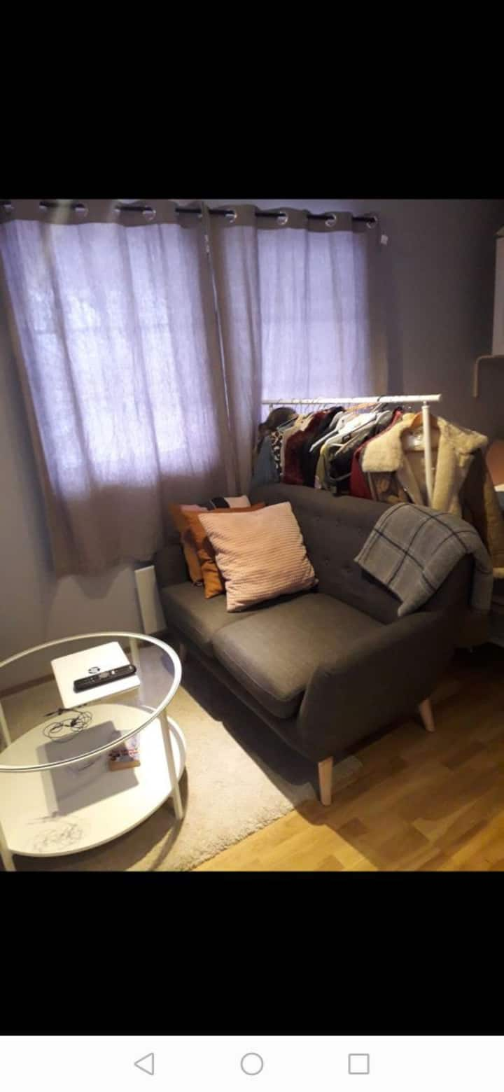 Dorm for rent- short distance to Oslo
