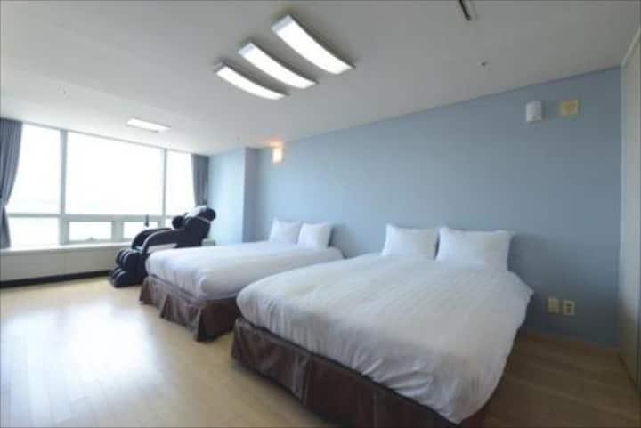 인천공항 1터미널 5분 거리/ Cozy house ver.3