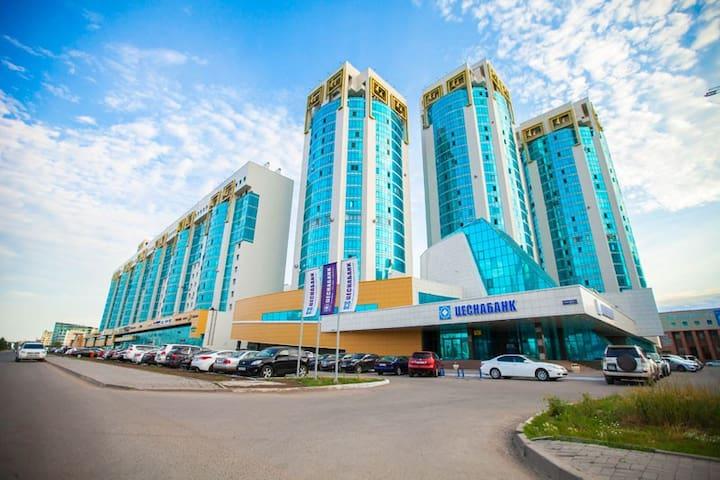 Лазурный квартал (Azure Quarter) - Astana