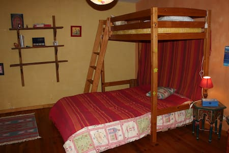 Bed and breakfast cocoon chez l'habitant - Sommières - Penzion (B&B)