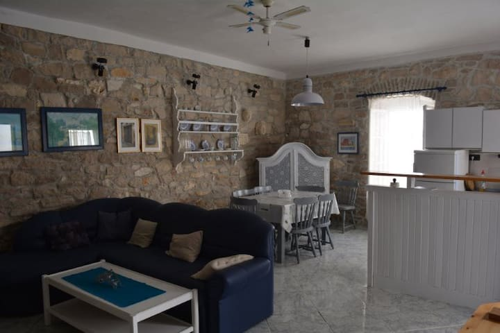 House-apartment (3 stars) Susak - Susak - Dom