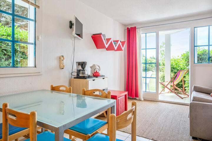 Appartement 2 pièces 6 personnes Confort 154737