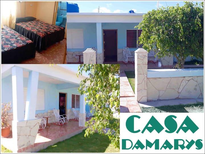 Casamarys de Damarys Machado Habitacion #1