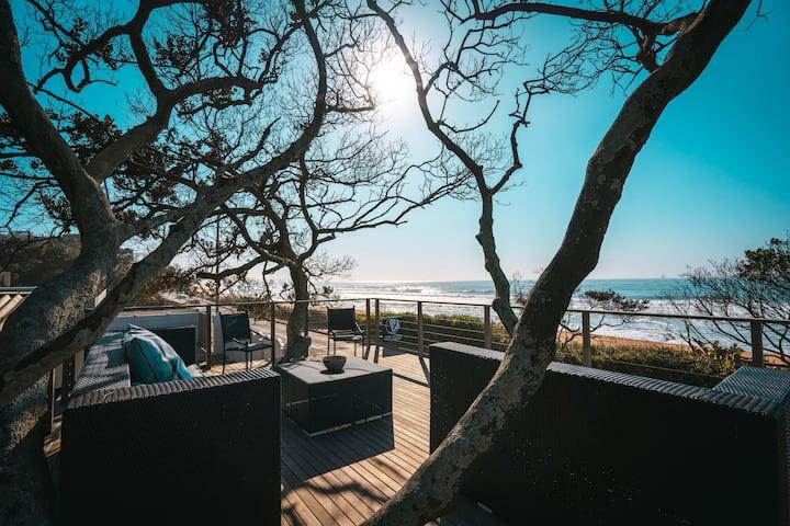 Surf Motel, Umdloti - Beach Front Chalet 4