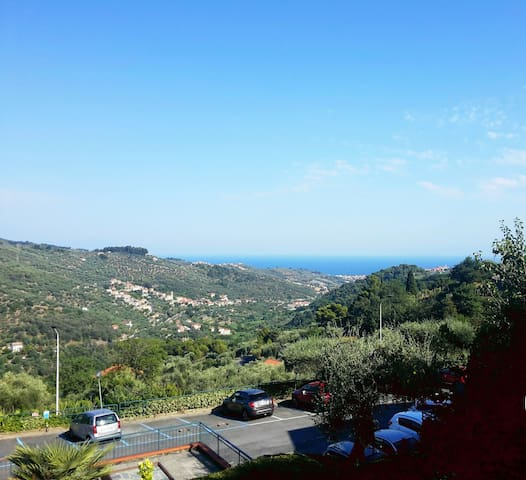 Affittasi Casa Vacanza Diano Marina - Diano Borello - Apartment