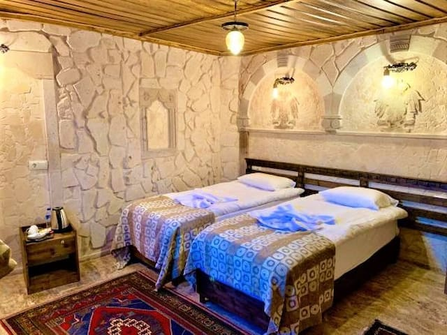 (Standart Stone Twin room) İncluding Breakfast