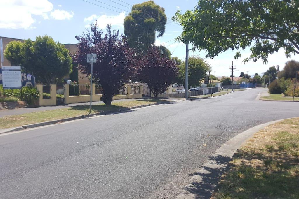 Elmsleigh Road