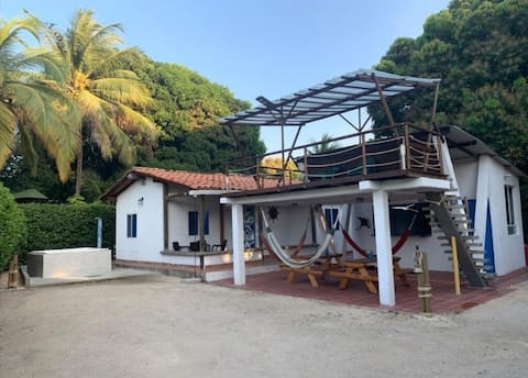 Cabaña Coveñas - Sector Grau