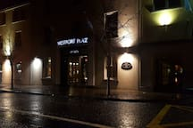 Opposite plaza hotel & spa